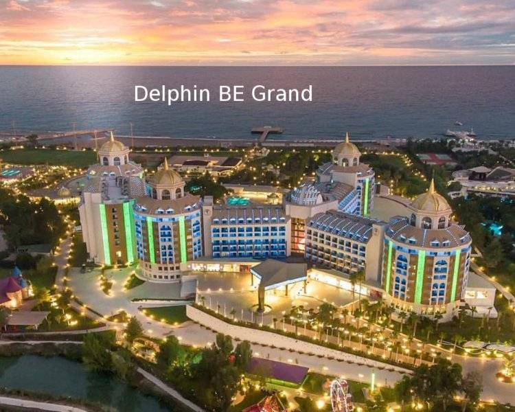 Dephin Be Grand